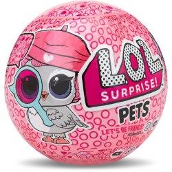 LOL Surprise Pets Series Eye Spy Кукла ЛОЛ питомцы декодер 4 серия