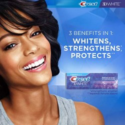 Crest 3D White Toothpaste Radiant Mint 136г