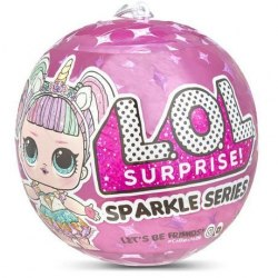 Lol Surprise Sparkle Series