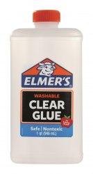 Elmer's School Glue, Clear 946ml