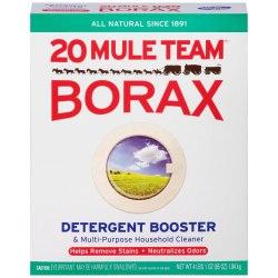 Borax лучший помощник для дома