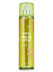 Bath and Body Works Toasted Praline & Pear Fine Fragrance Mist