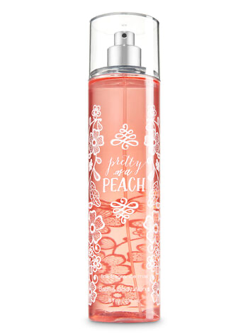 Bath & Body Works PRETTY AS A PEACH Fine Fragrance Mist