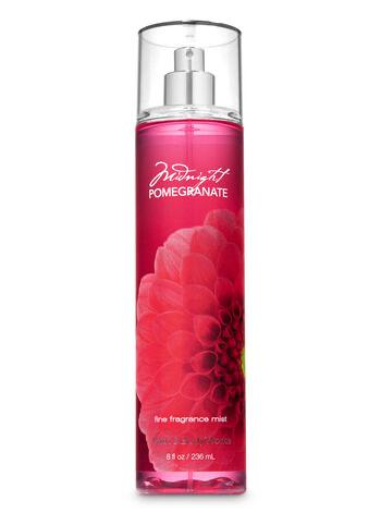 Bath & Body Works MIDNIGHT POMEGRANATE Fine Fragrance Mist