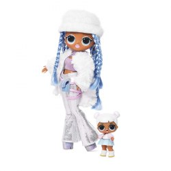 LOL Surprise Winter Disco Snowlicious Fashion Doll & Sister