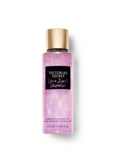 Victoria's Secret Holiday Shimmer Fragrance Mist Love Spell