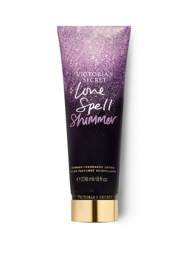 Victoria's Secret Holiday Shimmer Fragrance Lotion Love Spell