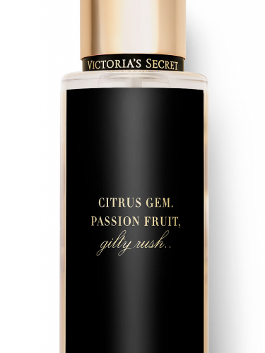 Victoria's Secret Gold Struck Winter Dazzle Fragrance Mists