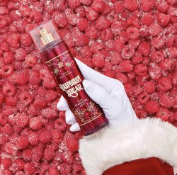 Bath & Body Works Raspberry Sugar