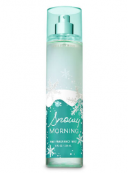 Bath & Body Works Snowy Morning