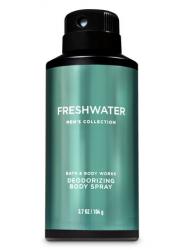 Bath and Body Works Freshwater дезодорант для тела