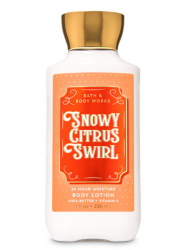 Bath and Body Works SNOWY CITRUS SWIRL Лосьон для тела