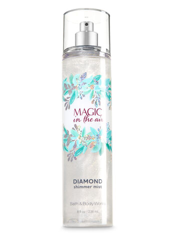 Bath and Body Works MAGIC IN THE AIR DIAMOND SHIMMER MIST