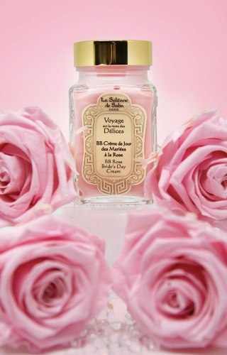 La Sultane de Saba BB Rose Brides Day Cream