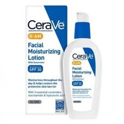 Cerave AM Facial Moisturizing Lotion with SPF 30