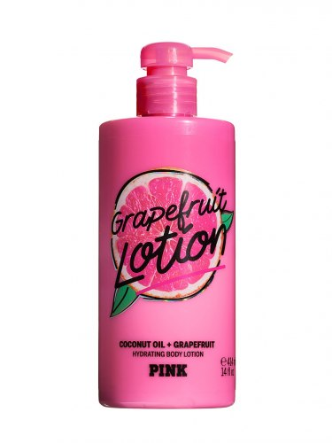 Victoria's Secret Grapefruit Hydrating Body Lotion With Coconut Oil