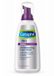 Cetaphil Pro Dermacontrol Oil Removing Cetaphil