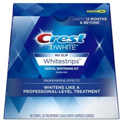 Crest 3D White Whitestrips Luxe Professional Effects