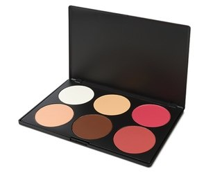 BH Cosmetics Contour & Blush Palette Палетка для контурирования