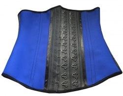 Корсет латексный Waist Trainer спортивный LMB Fashion 2 ряда