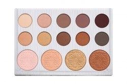 BH Cosmetics Carli Bybel Eyeshadow & Highlighter Palette Тени и хайлайтеры