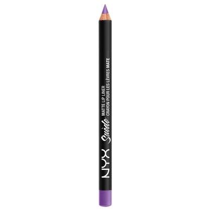 NYX SUEDE MATTE LIP LINER Матово -замшевый карандаш