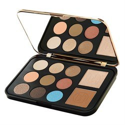 BH Cosmetics Bronze Paradise - Eyeshadow, Bronzer & Highlighter Palette