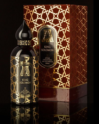 King Solomon Attar Collection