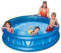 Детский надувной бассейн Intex Soft Side 188х46 (58431)