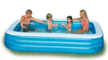 Надувной бассейн Intex Family 305x183x56 (58484)