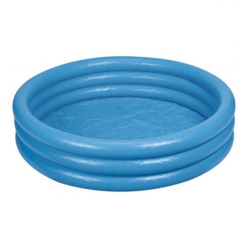 Детский надувной бассейн Intex Crystal Blue 114х25 (59416)