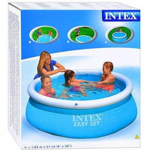 Надувной бассейн Intex Easy Set 183x51 (28101)