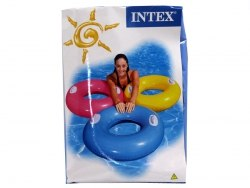 Надувной круг Intex Hi-Gloss Tubes 76 (59258)
