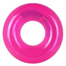 Надувной круг Intex Transparent Tubes 76 (59260)