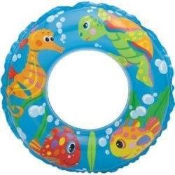 Надувной круг Intex Transparent Rings 61 (59242)