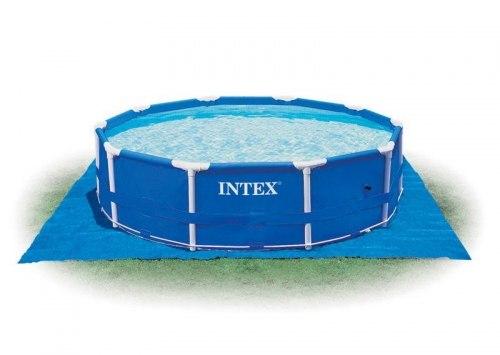 Каркасный бассейн Intex Metal Frame 305х76 (56997/28200)