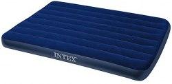 Надувной матрас Intex Classic Downy Bed 137х191х22 (68758)