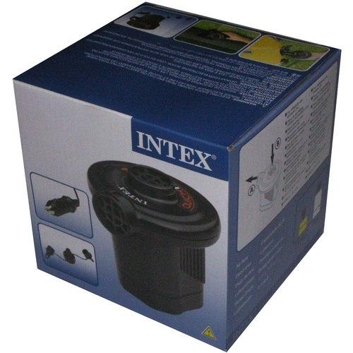 Насос электрический Intex Quick-Fill Pump (66626)