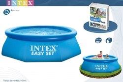 Надувной бассейн Intex Easy Set 244x76 (56970/28110)