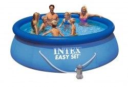 Надувной бассейн Intex Easy Set 366x91 (56932/28146) + фильтр-насос