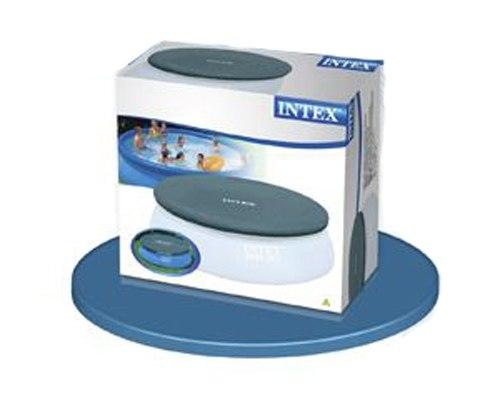 Тент-чехол для надувного бассейна Intex (58938/28021) 305 см