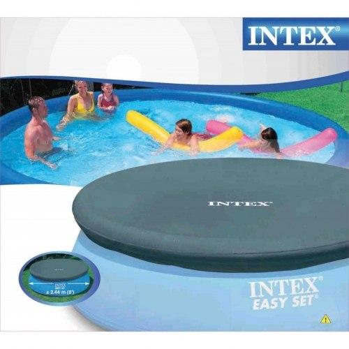 Тент-чехол для надувного бассейна Intex (28020/58939) 244 см