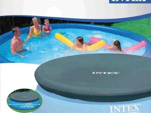 Тент-чехол для надувного бассейна Intex (28023/58920) 457 см
