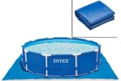 Подстилка под бассейн Intex (28048/58932) 472х472см
