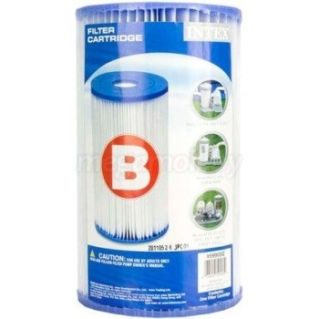 """Сменный фильтр-картридж """"B"""" Intex (59905/29005)"""
