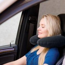 Надувная подушка-подголовник Intex Travel Pillow (68675)