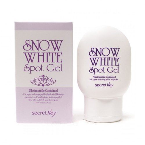 Secret Key Snow White Spot Gel Гель для лица и тела отбеливающий Secret Key