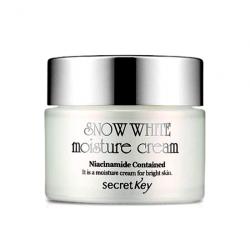 Secret Key Snow White Cream Крем для лица осветляющий Secret Key