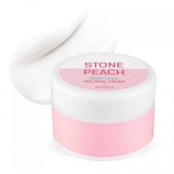 A'Pieu Stone Peach Pore Less Holding Cream Крем для сужения пор A'Pieu