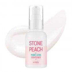 A'Pieu Stone Peach Pore Less Tightener Эссенция для сужения пор A'Pieu